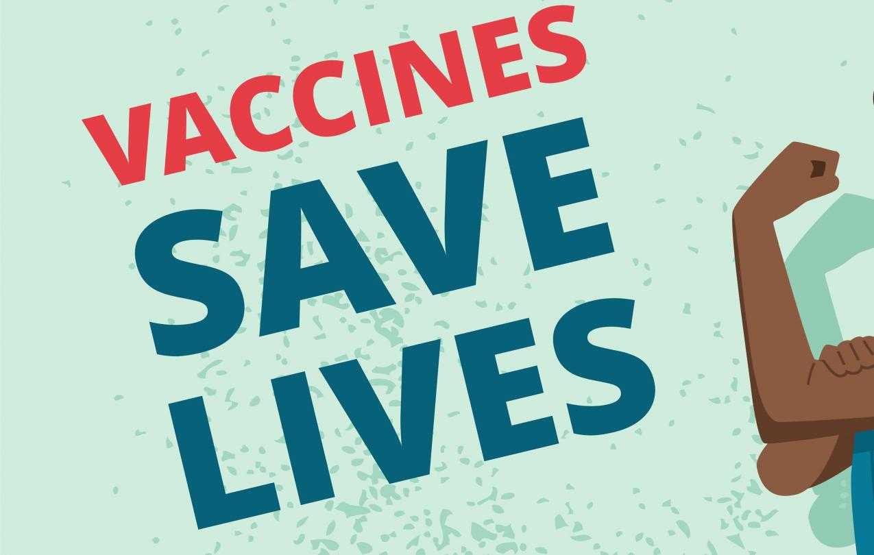 Graphic: Vaccines save lives