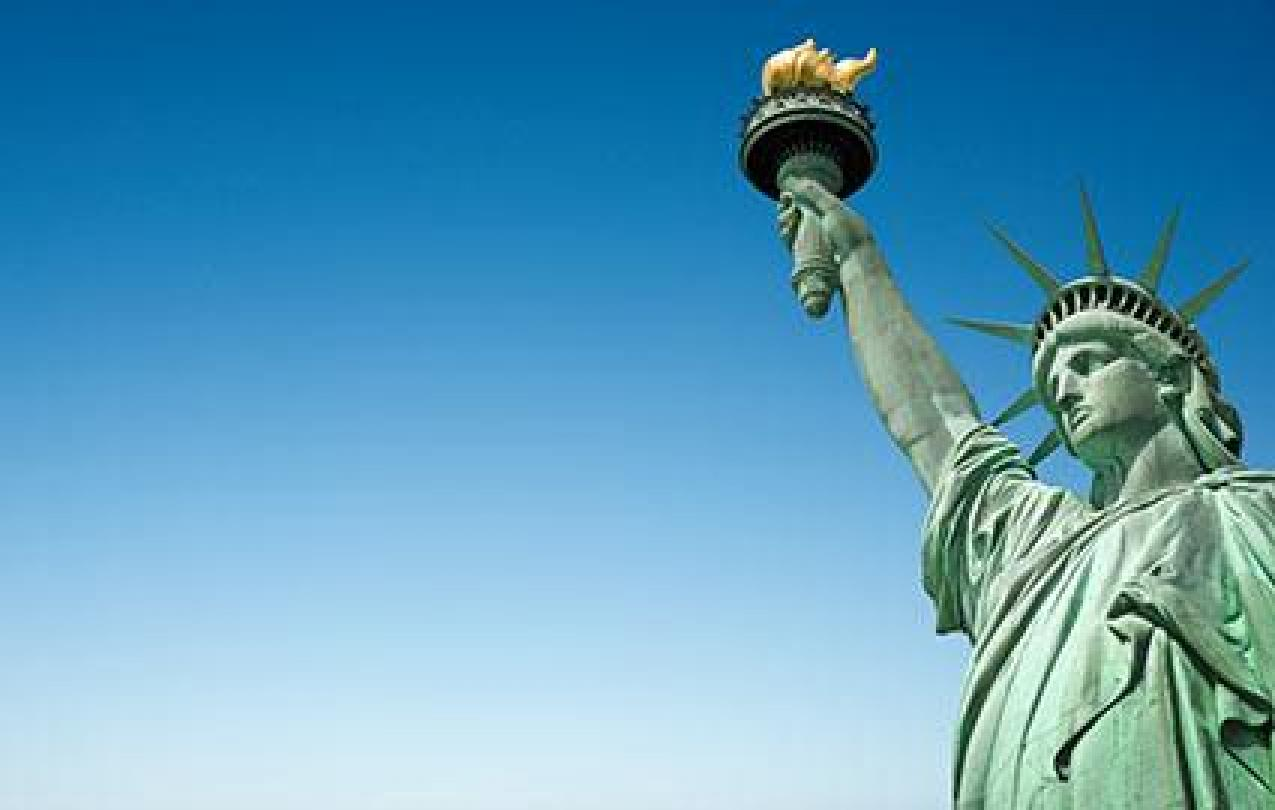 Statue of Liberty Graphic